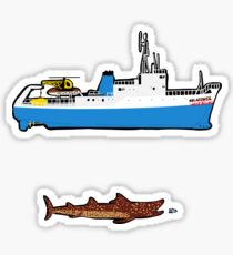 Belafonte Sticker