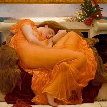 """Frederic Leighton """"Flaming June"""" by ALD1"""