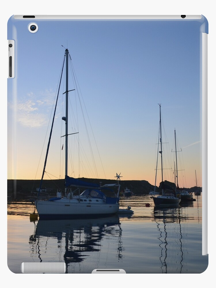 Tranquil Anchorage by Malcolm Snook