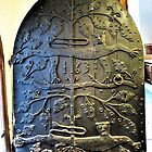 South Door, St. Saviour's Church, Dartmouth by Lesliebc