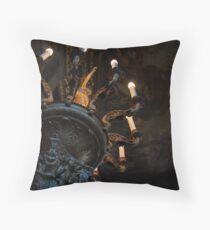 The Art of Sculpture Throw Pillow