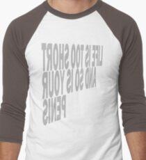 Life t-shirt Men's Baseball ¾ T-Shirt