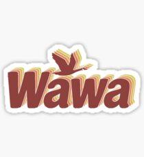 Wawa Sticker