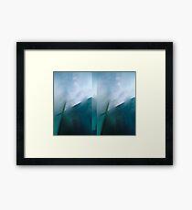 586 Framed Print