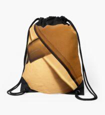 Lamplight, my night light. Drawstring Bag