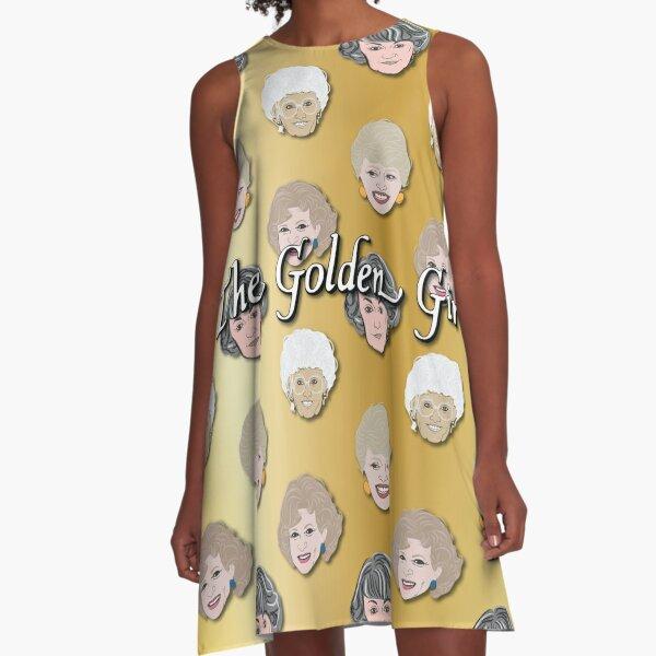 THE GOLDEN GIRLS A-Line Dress