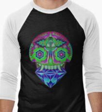 Huichol Ancestor Men's Baseball ¾ T-Shirt