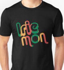 Irie Mon Jamaican und Reggae Design Unisex T-Shirt