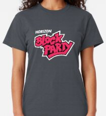 Horizon Block Party radio Classic T-Shirt