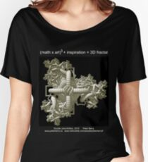 Double Julia Artifact - Dark Women's Relaxed Fit T-Shirt