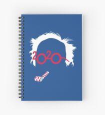 Bernie 2020 Spiral Notebook