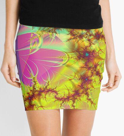 Golden Delusion Mini Skirt