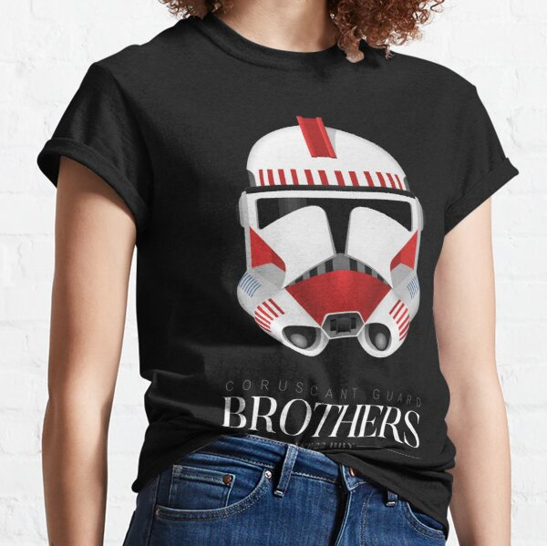 Coruscant Guard Clone Troopers - Brothers Classic T-Shirt