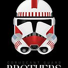 Coruscant Guard Clone Troopers - Brothers by nothinguntried