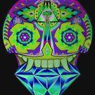 Huichol Ancestor by Diamondink