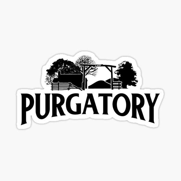 Purgatory Homestead Sticker