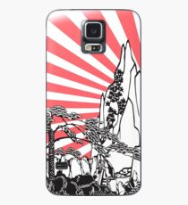 Japanese Landscape T Case/Skin for Samsung Galaxy