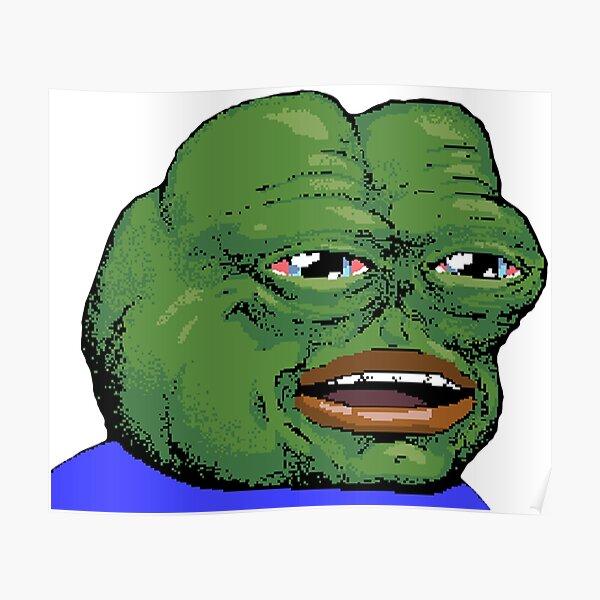 Rare Pepe Poster