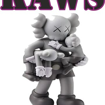 KAWS Clean Slate by wicala