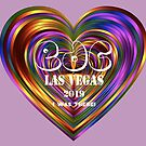 Electric Daisy Carnival Heart by FrankieCat