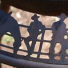 Rural Metal Country Cutout by LozzaElizabeth