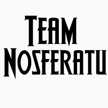 Team Nosferatu by averyboringname