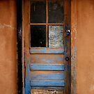 Blue Door by tgarrett