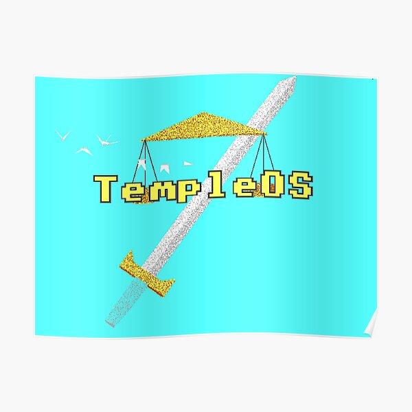 TempleOS Poster
