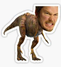 Tyrannosaurus Pratt Sticker