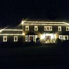 Beautiful Warm Christmas Lighting by Jane Neill-Hancock