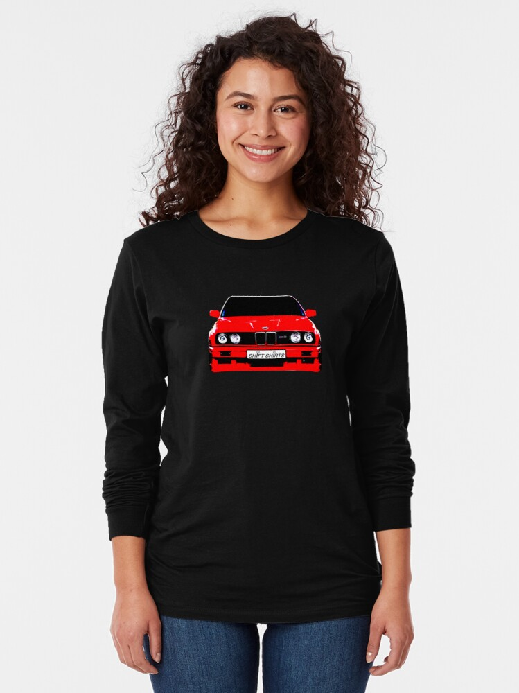 Alternate view of Produced For Homologation - E30 Inspired Long Sleeve T-Shirt