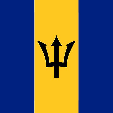 Barbados Flag by deanworld