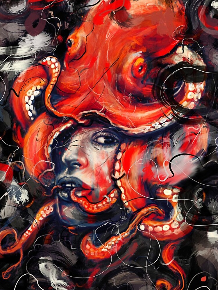 Empress Octo by nicebleed