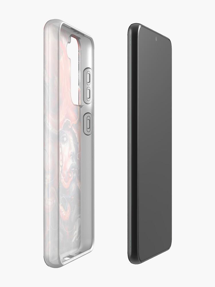 Alternate view of Empress Octo Samsung Galaxy Phone Case