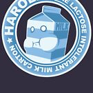 Harold: The Lactose Intolerant Milk Carton by Nathan Davis