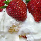 Strawberry Short Cake by sue shaw
