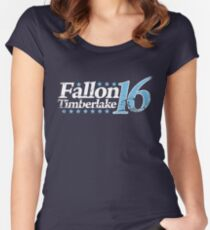 Fallon 16 Women's Fitted Scoop T-Shirt