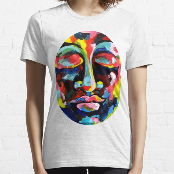 Color Full Face Essential T-Shirt