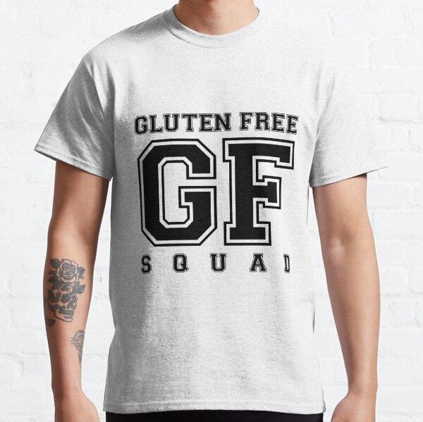 GLUTEN FREE SQUAD (b) Classic T-Shirt