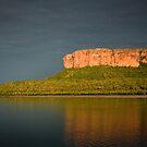 Python Cliffs. Kimberley Coast. by Tim Wootton