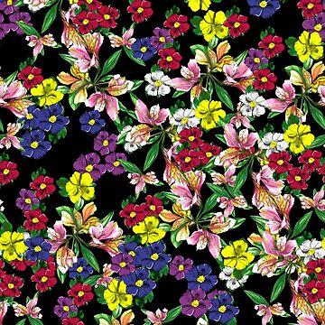 Botanical Pattern by eduardodoreni