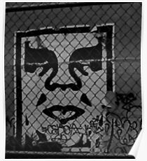 OBEY the GIANT - Shepard Fairey Poster