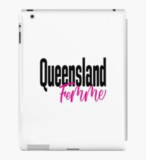 Queensland Femme Australia Raised Me iPad Case/Skin