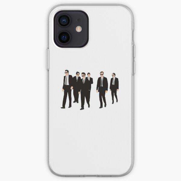 Reservoir Dogs - Walking iPhone Soft Case