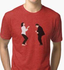 Pulp Fiction - Dance Tri-blend T-Shirt