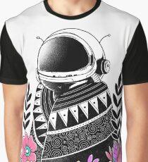 Botanical Space Graphic T-Shirt