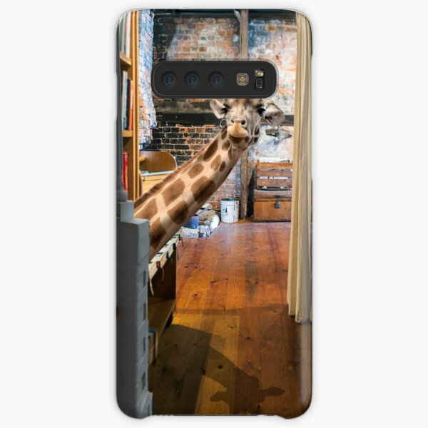 Gordon Marsh Giraffe Samsung Galaxy Snap Case