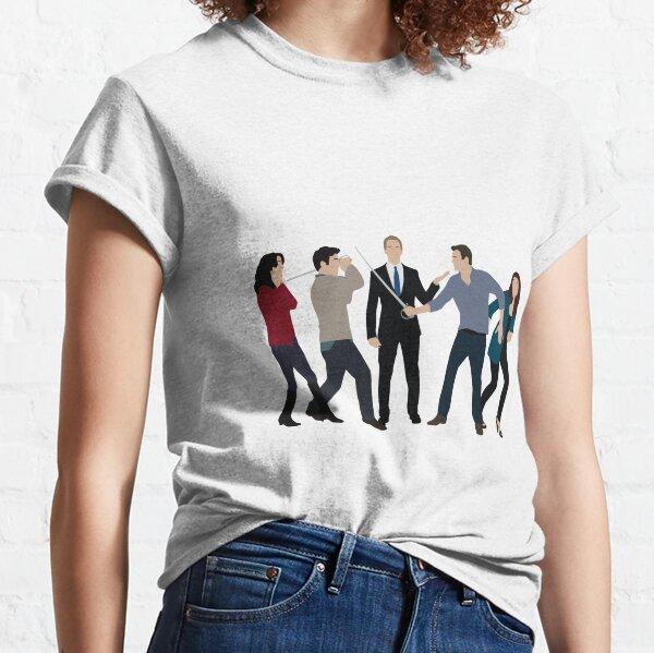 Cómo me encontré con tu madre Camiseta clásica