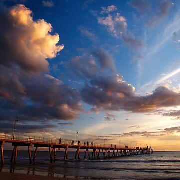 Intense Sky by BecBrace