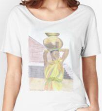 Afrikanerin Baggyfit T-Shirt